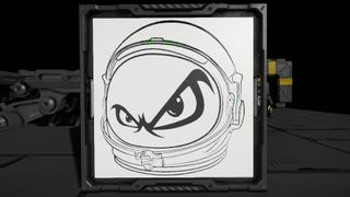 The Angry Astronaut Faction Icon
