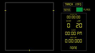 Track Info Dark