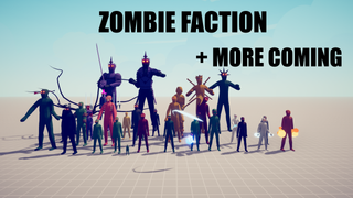 ZOMBIE FACTION