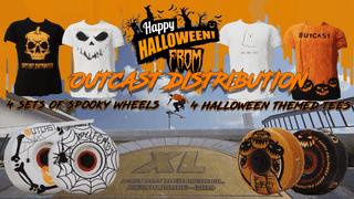 Outcast Distribution Halloween Drop