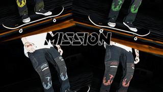 Mission ES Cargo Splats