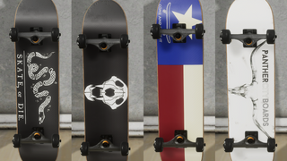 Panther City Boards Pack