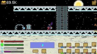 Space Catwalks