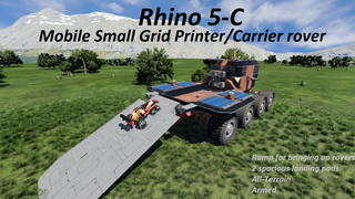 Rover Rhino 5-C