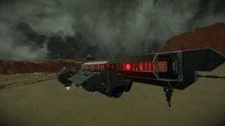 Darkstar Freighter