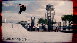 Mather Skatepark by olay
