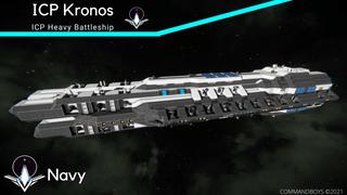 ICP - Kronos Heavy Battleship