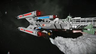 Star Trek - Constantine Dreadnought