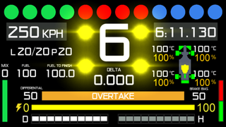 F1-2020 Dash