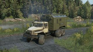 Ural military