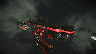 Baluga Class Destroyer