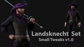Landsknecht  Set - Small Tweaks