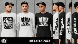 Jedi Mind Tricks Sweater Pack