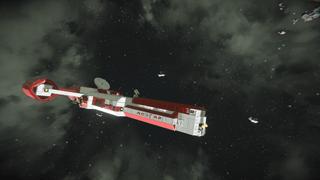 Falcon class cargo freigher