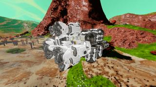 Badger - Atmospheric Build