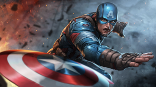 Captain America Shield [MCU]