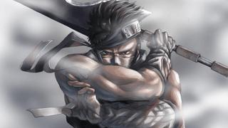 Zabuza's Sword [Naruto]