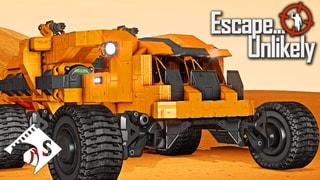 'Chomper' Mars Rover