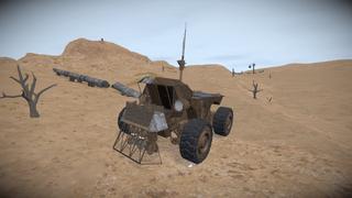 SR - Harvester Scrap