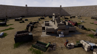 Outpost Sandcastle
