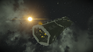 Reaper class Cruiser (prototype)