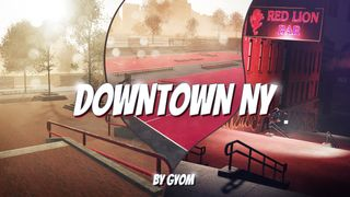 Downtown NY by GyOm
