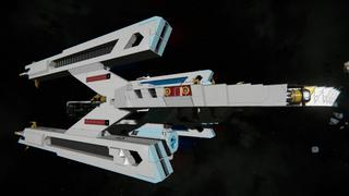 Star Trek - Constantine Refit