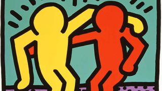 Keith Haring Art Deck And Griptape(Sets of 3)