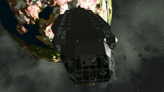 Panther Class Frigate