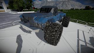 Baja Truck 2nd Gen