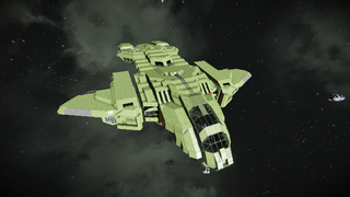 D77H-TCI Pelican Dropship-Missiles HALO