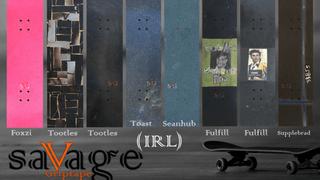 Savage Griptape ( Real Savage Team)
