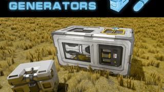 Galax Energy Ammo Generator
