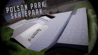 Polson Park Skatepark by highkeyJORD