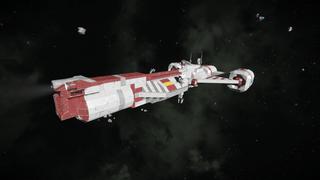 StarWars Charge C70 refit