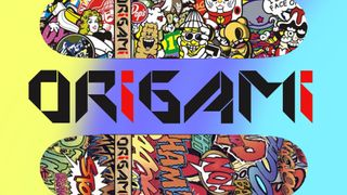 Origami Graffiti Series