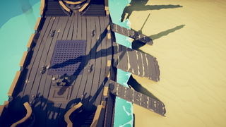 Just a Pirate Ship