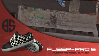 Binary Shoes - Fleep Pro Model