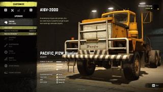 Pacific P12w Blueline