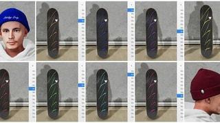 StickyGrip Scratch 8 Colorways + 2 Beanie