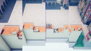 Rooftop Battles part 1