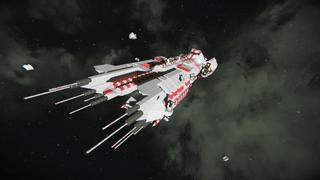 Zeytrius destroyer