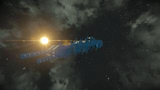 Long lance corvette mk 2