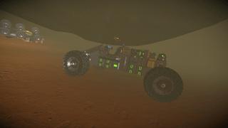 Skyfall Buggy Mark 2.1