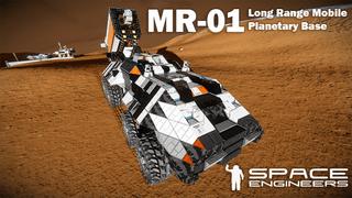 MR-01 Long Range Planetary Mobile Base