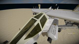 Float Plane Ocean Respawn