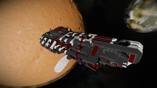 UNR - Phantom battleship (Hydrogen V)