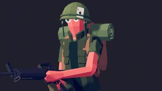 US Army Soldier(Vietnam)