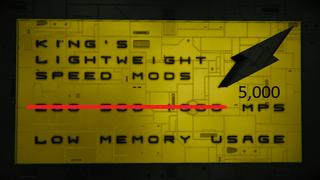 -KING's- 50x Lightweight Speed Mod