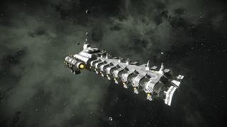 UNS Swan Cargo Ship